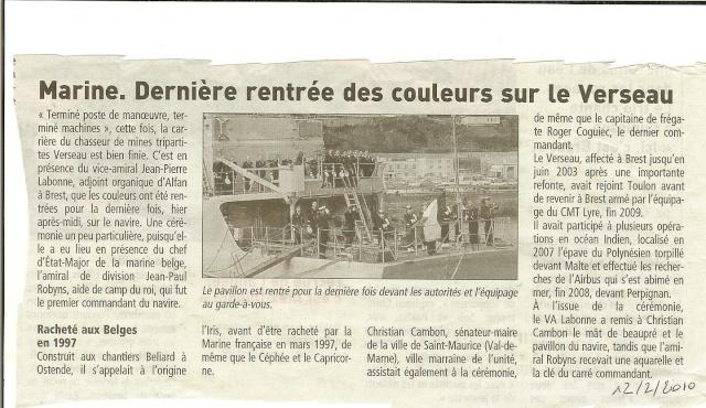 Dossier : Désarmement et déconstruction de CMT français - Page 4 Versea10