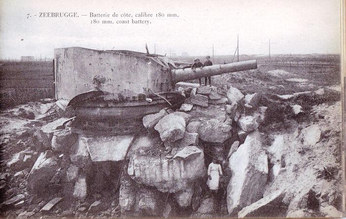 Souvenirs de Guerre : Zeebrugge 1918 Zee510