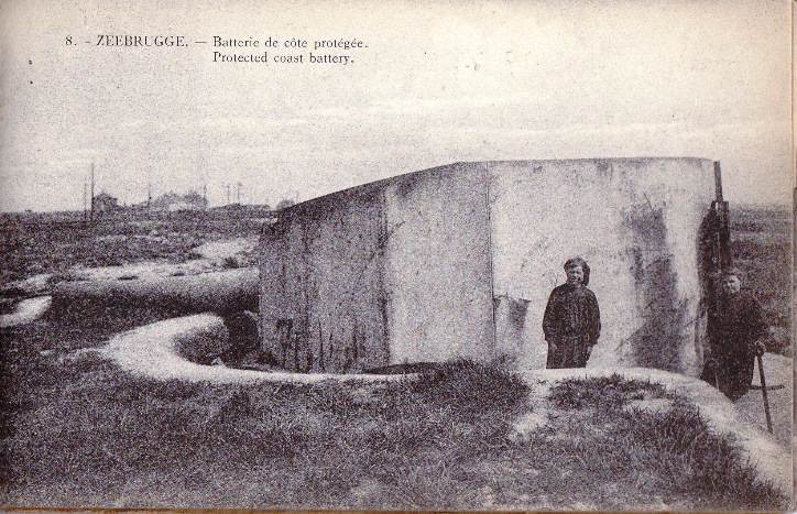 Souvenirs de Guerre : Zeebrugge 1918 Zee610