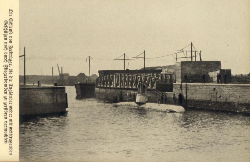 Souvenirs de Guerre : Zeebrugge 1918 Zeebrg10