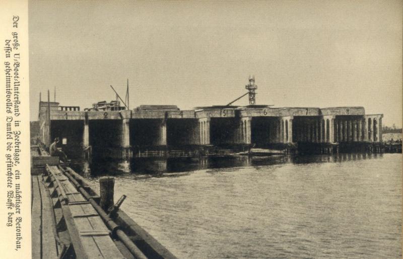 Souvenirs de Guerre : Zeebrugge 1918 Zeebrg11