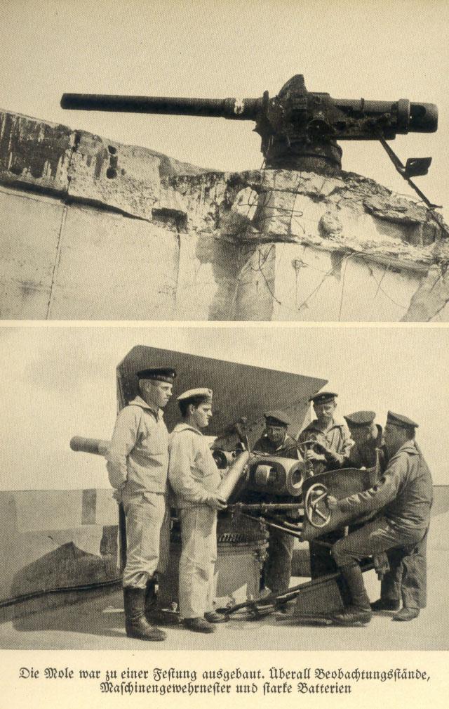 Souvenirs de Guerre : Zeebrugge 1918 Zeebrg13