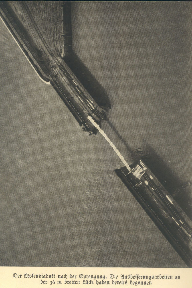 Souvenirs de Guerre : Zeebrugge 1918 Zeebrg19