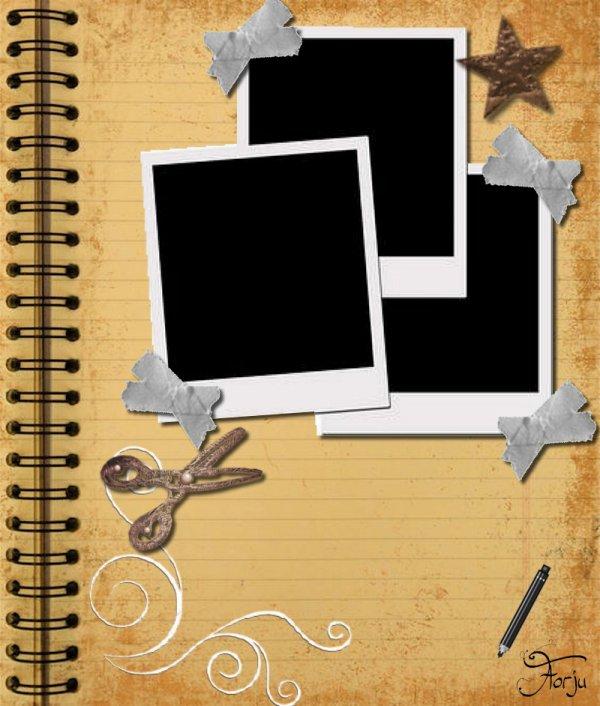 Cadres pêles mêles vierges - Page 4 Celin206