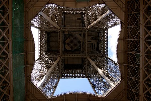 La tour Eiffel. F0330611