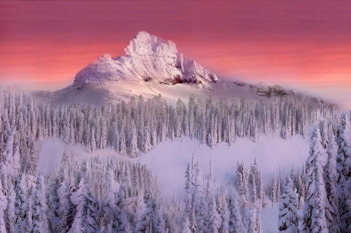 Paysages de montagne. Paysag10