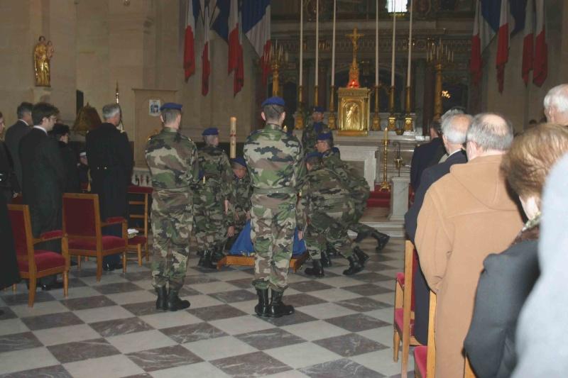 DEODAT du PUY-MONTBRUN colonel - Cérémonie INVALIDES 27 févier 2009 04-dap10