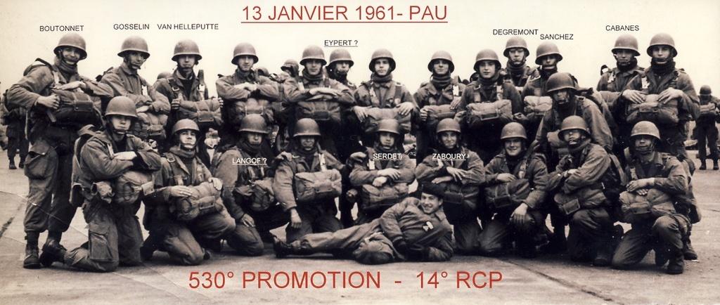 1961 - BETAP 13 janvier 1961 à PAU 530e Promotion 14e_rc11