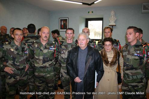 GAZEAU JOël Adjudant-chef  1er RPIMa mort au Champ d'Honneur le 23 mai 2006 en Afghanistan 1gazea11