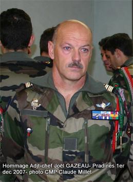 GAZEAU JOël Adjudant-chef  1er RPIMa mort au Champ d'Honneur le 23 mai 2006 en Afghanistan 1labba10