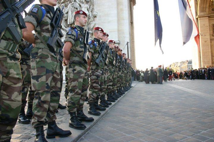 """AG des anciens du Bataillon français de Corée et Cérémonie à l'Etoile - """"352 photos"""" 9-piqu10"""