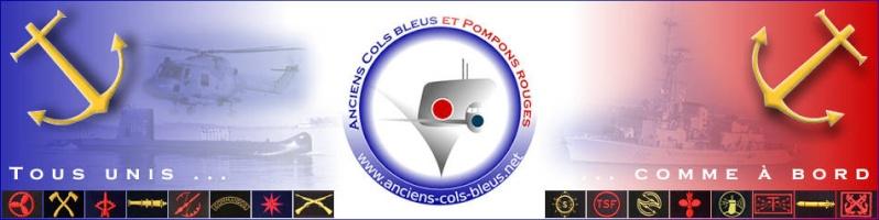 La Marine un autre corps d'élite: Cols bleus et Pompons Rouges.... Bannie10