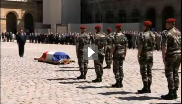 Au revoir mon Général! Le reportage de l'Hommage National au général Bigeard Bigear23