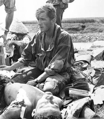 Disparition d'une figure de Dien Bien Phu, le médecin capitaine Patrice de Carfort Carfor10