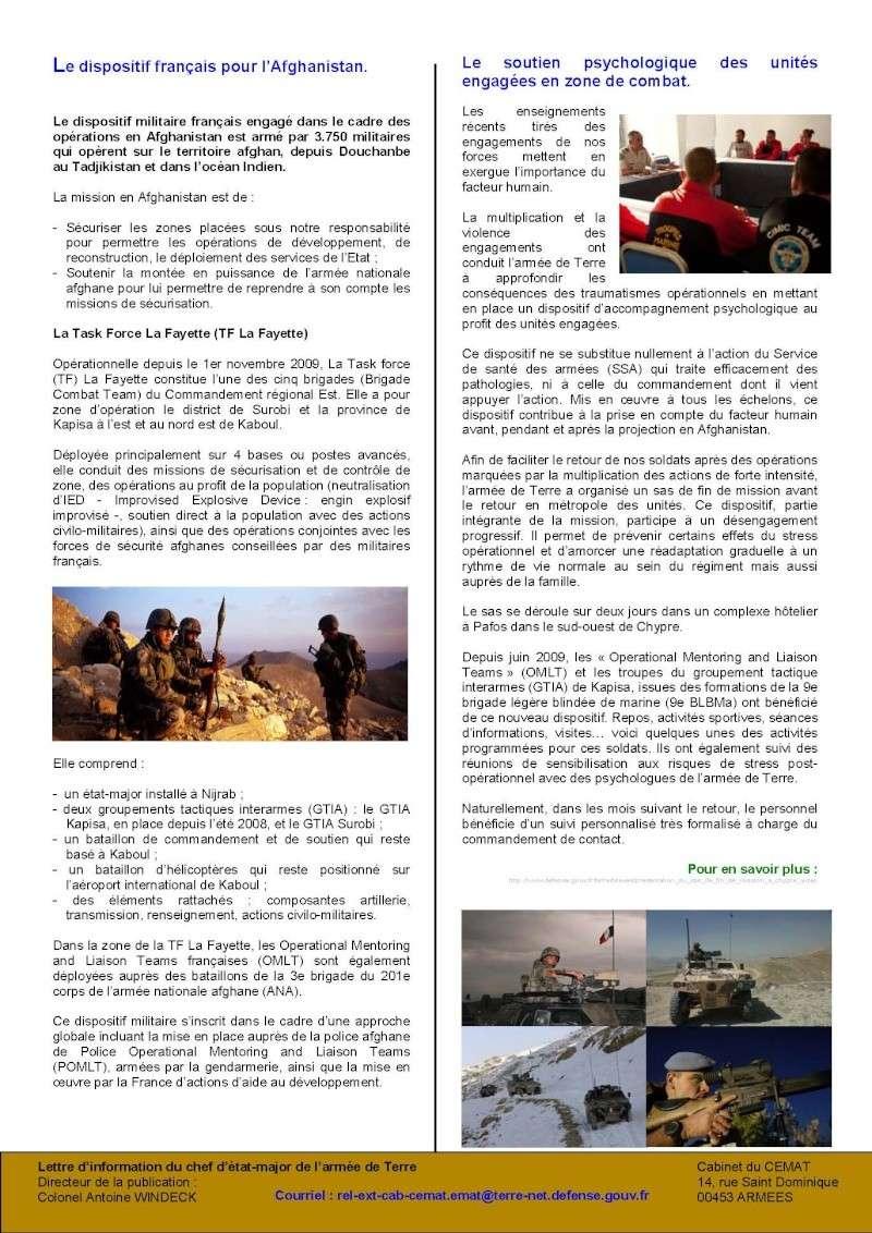 """lettre n°3 CEMAT janvier 2010 """"soutien psychologique des unités en zone de combat Cemat_11"""