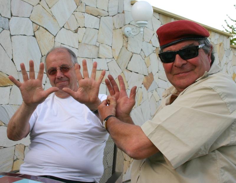 2010 -27 avril les anciens du 1er RCP se sont retrouvés à Limeil brevannes chez René Chez_r12