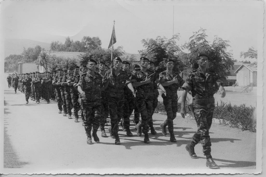CPA 50 Commando parachutiste de l'Air Cpa_5011
