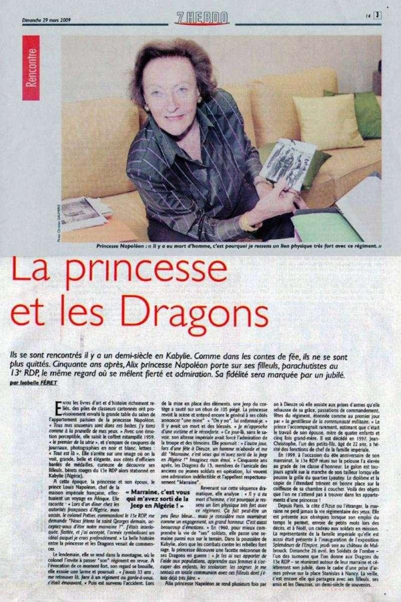 50e anniversaire de la Princesse et des Dragons Dragon10