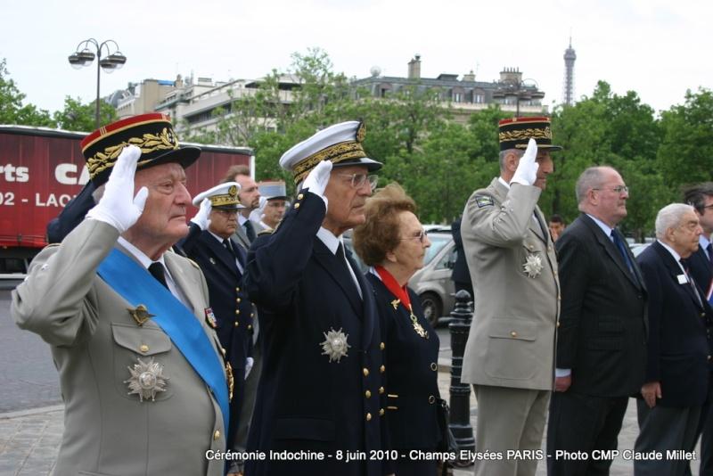 Cérémonie INDOCHINE Arc de Triomphe PARIS 8 juin 2010 report Img_6914