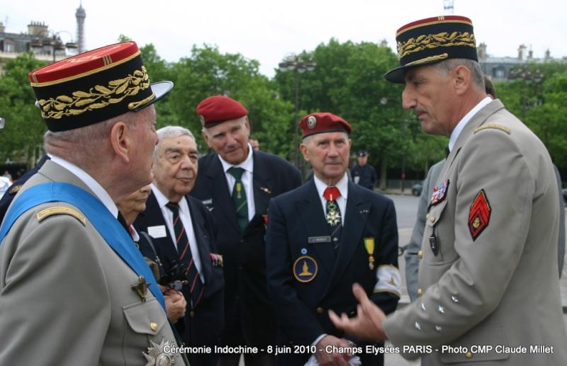 Cérémonie INDOCHINE Arc de Triomphe PARIS 8 juin 2010 report Img_7011