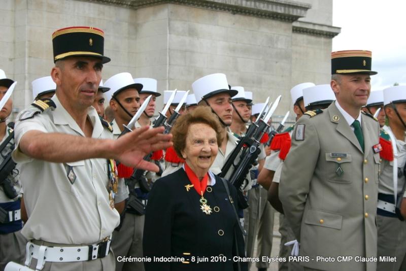 Cérémonie INDOCHINE Arc de Triomphe PARIS 8 juin 2010 report Img_7012
