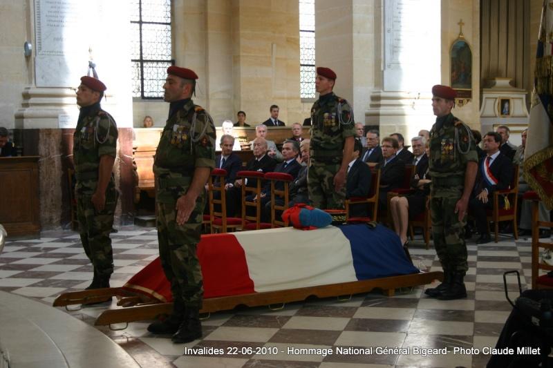 Au revoir mon Général! Le reportage de l'Hommage National au général Bigeard Img_7311