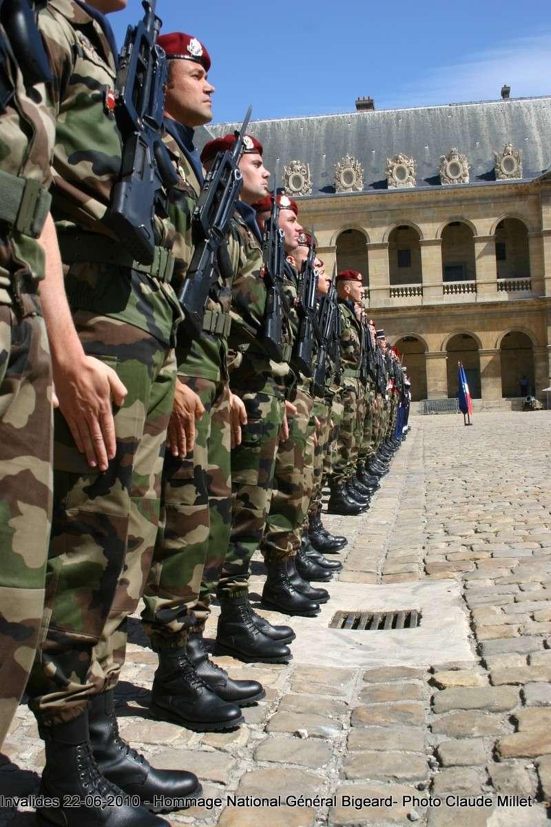 Au revoir mon Général! Le reportage de l'Hommage National au général Bigeard Img_7313
