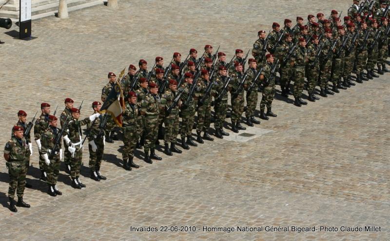 Au revoir mon Général! Le reportage de l'Hommage National au général Bigeard Img_7314