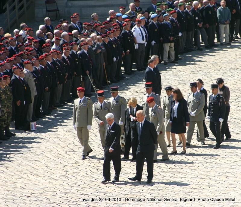 Au revoir mon Général! Le reportage de l'Hommage National au général Bigeard Img_7315