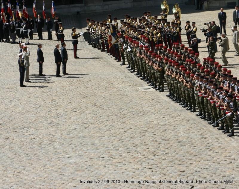 Au revoir mon Général! Le reportage de l'Hommage National au général Bigeard Img_7317