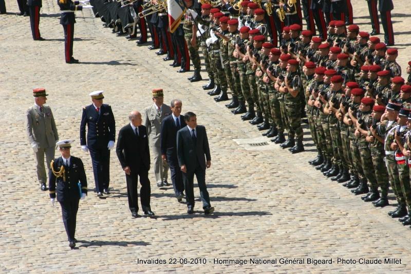 Au revoir mon Général! Le reportage de l'Hommage National au général Bigeard Img_7318