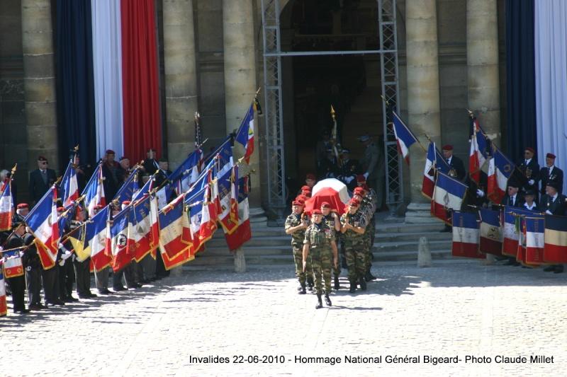 Au revoir mon Général! Le reportage de l'Hommage National au général Bigeard Img_7413