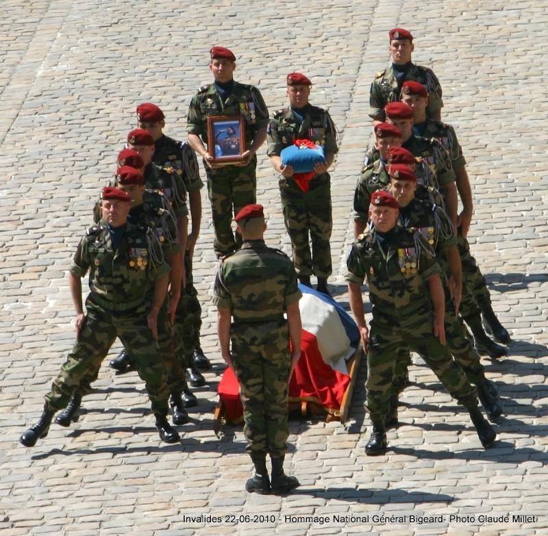 Au revoir mon Général! Le reportage de l'Hommage National au général Bigeard Img_7414