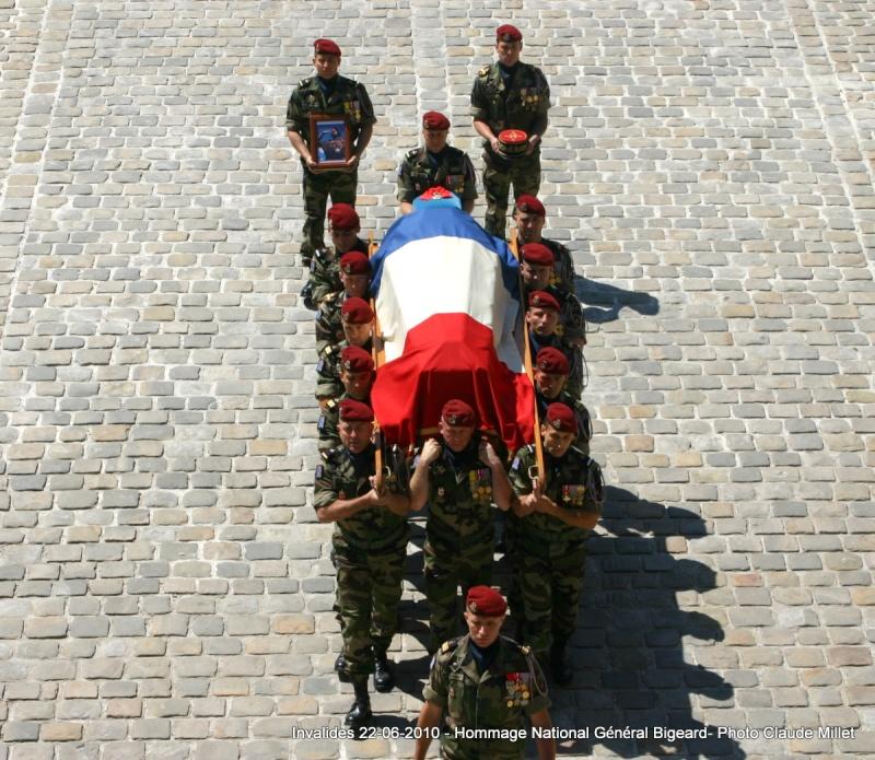 Au revoir mon Général! Le reportage de l'Hommage National au général Bigeard Img_7416