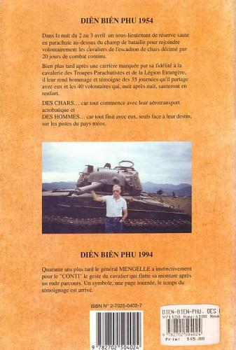 Diên-Biên-Phu: Des chars et des hommes André Mangelle Mengel11