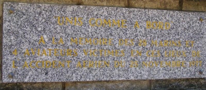 noratlas n°182 - Noratlas Bagad de St Mandrier - crash du 25 novembre 1977- Noratl13