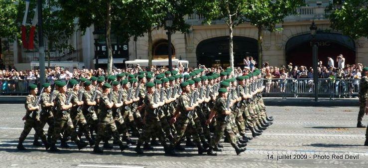 14 juillet 2009 aux Champs Elysées P1000710