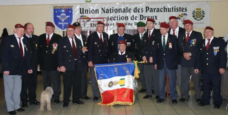 Première assemblée générale pour le président Roger Meyer UNP Dreux Photo_10