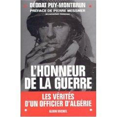 DEODAT du PUY-MONTBRUN colonel - Cérémonie INVALIDES 27 févier 2009 Puy_mo10