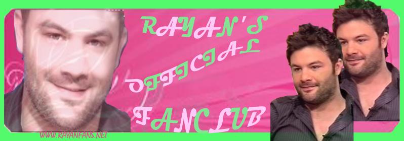 (_.·´¯`·«¤° R A Y A N F A N S . N E T  °¤»·´¯`·._)