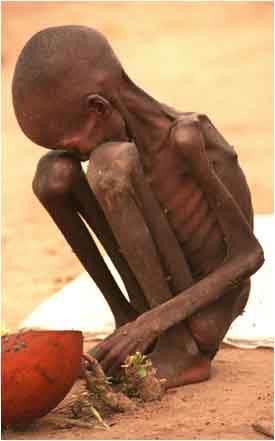 Des enfants meurent de faim ! Sudan_10