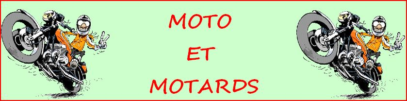 MOTOS ET MOTARDS