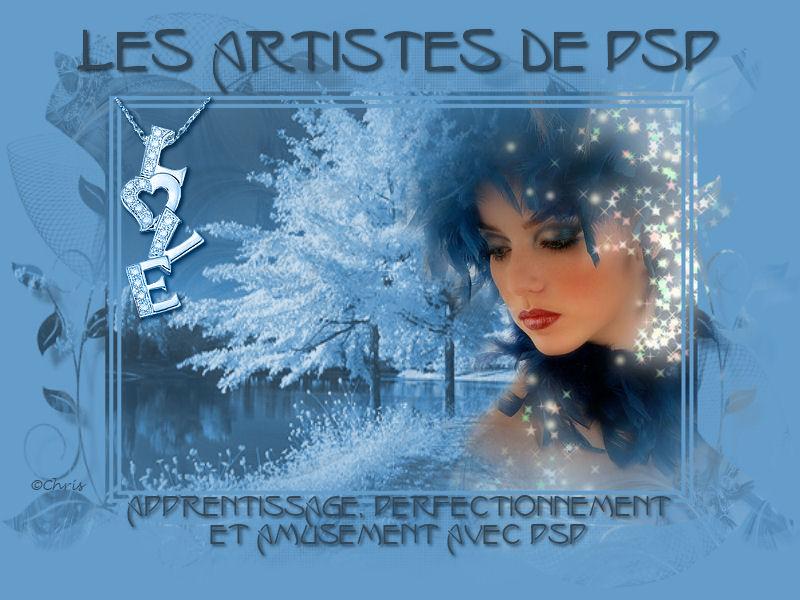 Les artistes de Psp