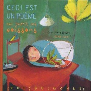 [Siméon, Jean-Pierre] Ceci est un poème qui guérit les poissons Poisso10