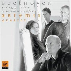 Beethoven: les quatuors (présentation et discographie) - Page 15 41p9v110