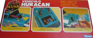 M.A.S.K. (Kenner/PlayFul) 1985-1988 Huraca10