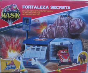 M.A.S.K. (Kenner/PlayFul) 1985-1988 Mexima10
