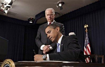Etats-Unis: Obama veut une administration éthique Barack20
