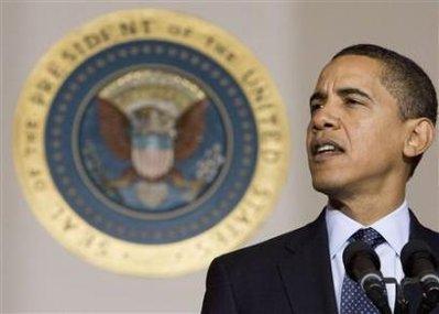 USA/Russie: vers un désarmement nucléaire total ? Barack33