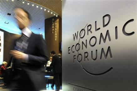 Davos ou l'impasse face à la crise Wef10